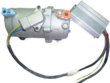 电动车压缩机控制器